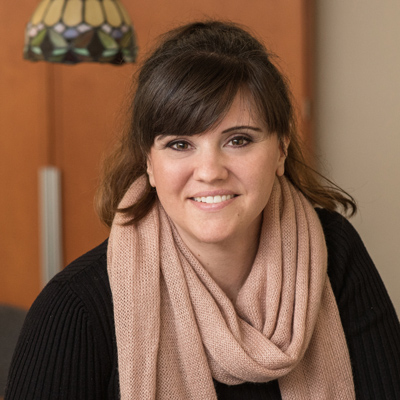 photo of Melissa Vela